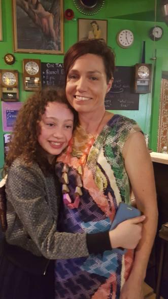 Tess and Jen