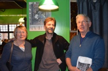 Pauline, Mark and Mack