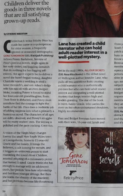 Jennifer Lane review