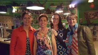 Nicole, Jen, Tash and Jane